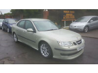 2008MY Saab 9-3 2.0T Auto Aero * 210 BHP * Full S/History * Full Leather *