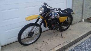 Suzuki TS 185 2 temps