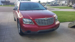 2006 Chrysler Pacifica Hatchback