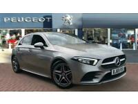 2019 Mercedes-Benz A-CLASS A180 AMG Line 5dr Auto Petrol Hatchback Hatchback Pet