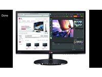LG 23 inch monitor in BOX!
