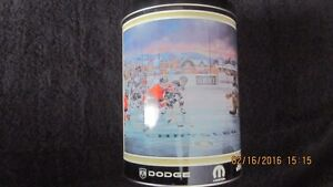Collectible Dodge/Chrysler Tin with Puzzle London Ontario image 2