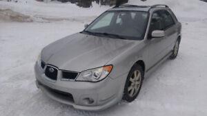 Subaru Impreza Special Edition 2007