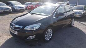 NEW SHAPE 2010 VAUXHALL ASTRA 1.7CDTi 16v 110ps SE VERY NICE CAR WITH GOOD SPEC