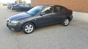2007 Mazda 3 FINANCING AVAILABLE ANY CREDIT !!!