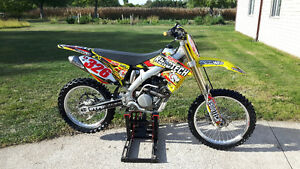 2011 RM-Z 250f FOR SALE
