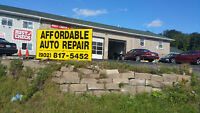HONEST AND AFFORDABLE AUTO REPAIR SERVICE