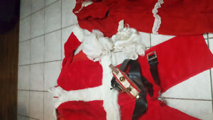 Mr and Mrs Claus outfits