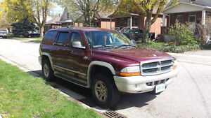 2003 Dodge Durango SUV, Crossover Reduced for fast sell