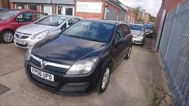 2006 / 06 Vauxhall Astra 1.6 I 16v Active 5 Door Full MOT+Warranty+AA Cover