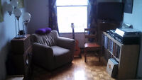 Sublet Mile-Ex/Mile-End/Little Italy