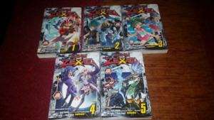 Yu-Gi-oh series (1-5)