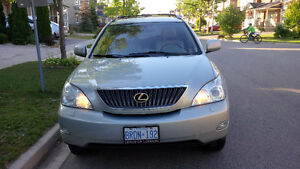 2007 Lexus RX 350, Navigation, DVD, Back-up Camera