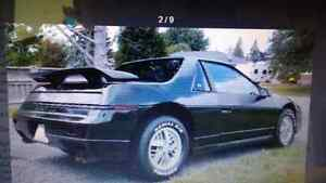 1985 Fiero GT Peterborough Peterborough Area image 2