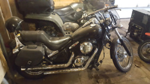 Kawasaki vulcan 800  $2500 or trade
