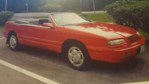 Chrystler LeBaron '95 great condition, looking for best offer