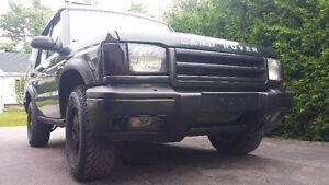 1999 Land Rover Discovery VUS