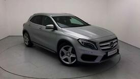 Mercedes-Benz GLA 2.1TD 220 CDI AMG Line Premium DIESEL AUTOMATIC 2014/14