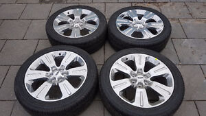 "!! FORD F-150 22"" LIMITED RIMS & TIRES $1850.00 !!"