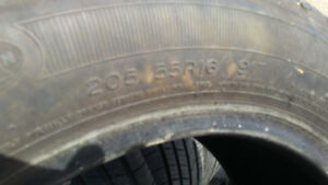 Vw jetta tires