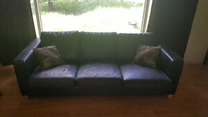 Moving sale-couches beds and table