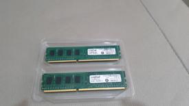 2x4gb DDR3 1600mhz