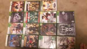 Xbox 360 games for trade!