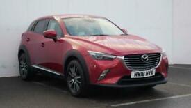 image for 2018 Mazda CX-3 2.0 Sport Nav 5dr Hatchback petrol Manual