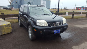 2006 Nissan X-trail SE SUV, Crossover 4WD