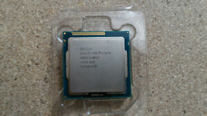 i5 3450 @3.5gHz, $90 Only! Looks almost new!