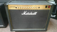Marshall JCM 900 tube amp combo, used