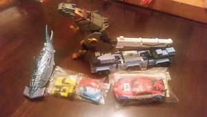 Transformers Grimlock Cybershark