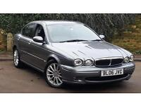 Jaguar X-TYPE 2.0D 2006MY S