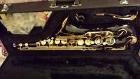 Jupiter tenor saxophone black laquered