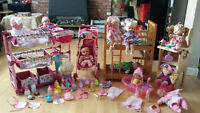 Ultimate collection of Dolls and Accessories!