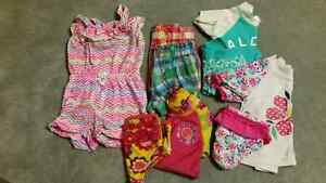 Girls 24-2T summer clothing