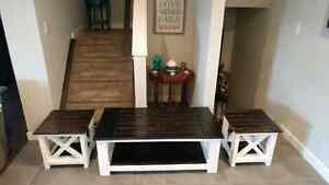 Brand new Rustic, solid wood Modern/Contemporary Furniture