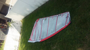 Voile Gastra 6.0 cambers, 2015 pour planche à voile