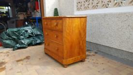 4 drawer dressing unit