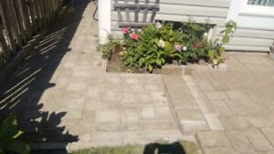 Patio Stone, Paver Stone installations by Two Guys Landscaping