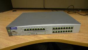 HP ProCurve Ethernet Switch 2400M 24-Port Managed Stackable