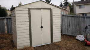 Metal shed for sale