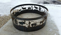 Wildlife Firepit Ring for Sale