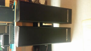Infinity RS 525 tower speakers