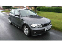 2005 BMW 120 DIESEL SPORT *** F/S/HISTORY, 6 SPEED, MOT APRIL 2018 ***