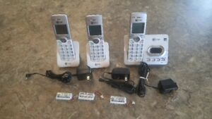 AT&T Home Phone Set of 3