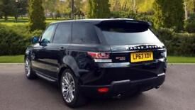 2014 Land Rover Range Rover Sport 3.0 SDV6 HSE Dynamic 5dr Automatic Diesel 4x4