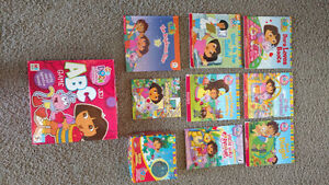 Dora Books/Puzzle/Board Game