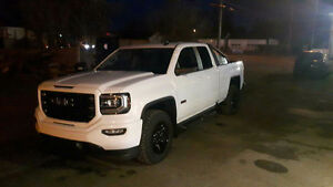2016 GMC Sierra 1500 Slt all terrain special X edition