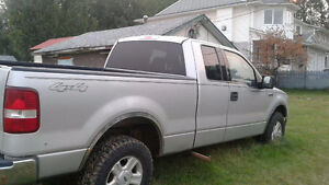 2007 Ford F-150 XLT Extended Cab Pickup Truck 4x4